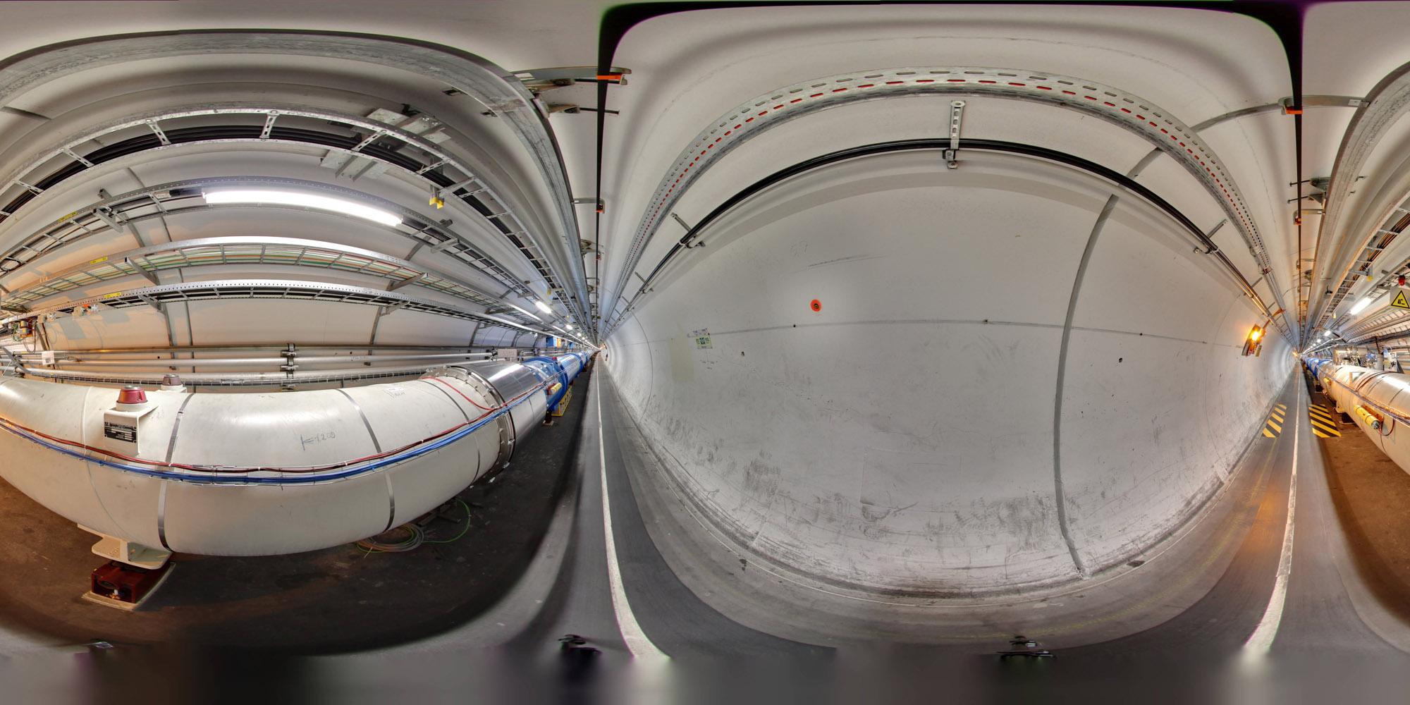 Hadron Collider CERN