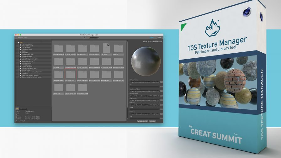 TGS_Texturemanager